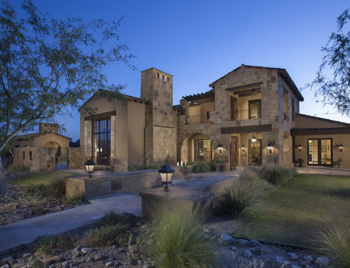 Desert Retreat at Silverleaf