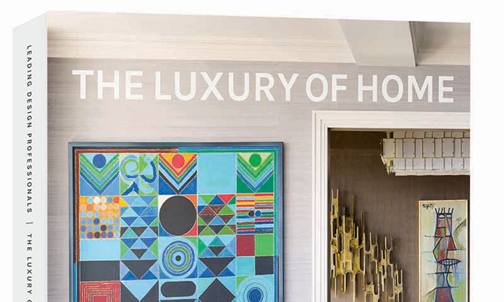DW Featured In The 4th Edition Of The Luxury Of Home