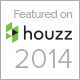 Featured on Houzz 2014