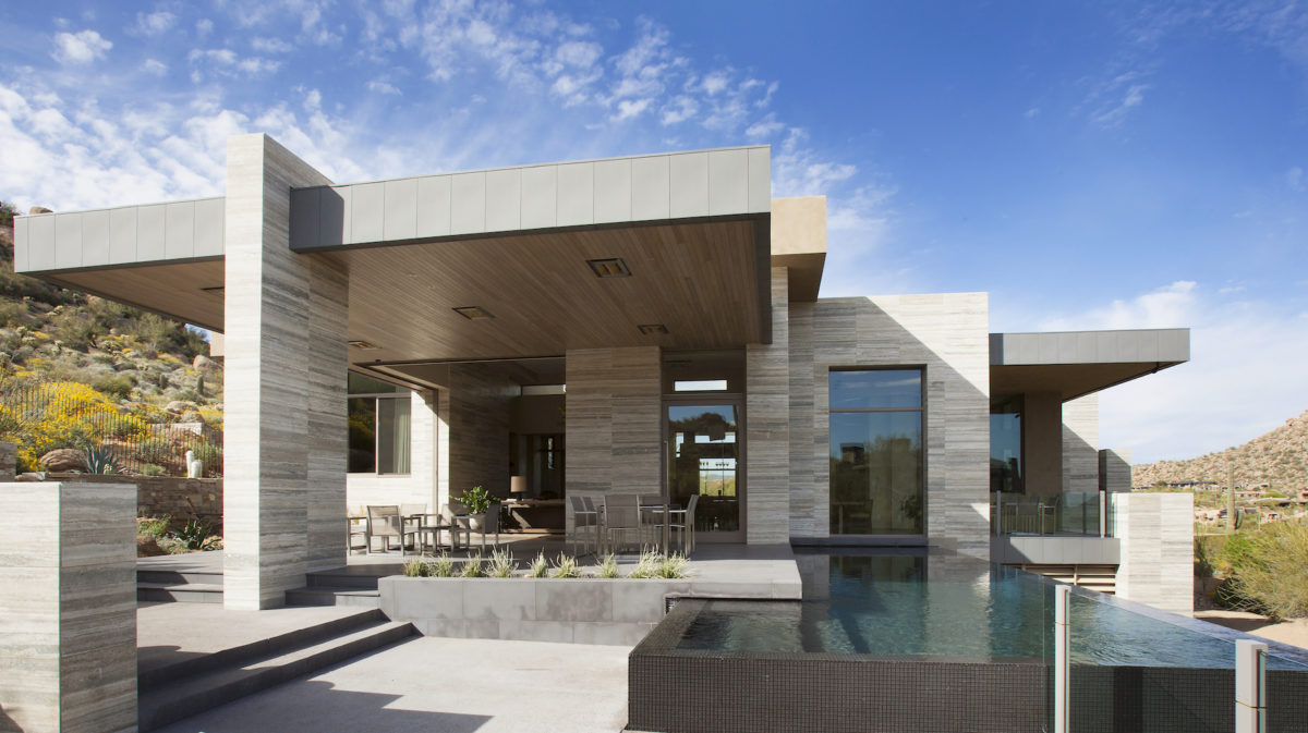 Elegant Modern architecture by Drewett Works