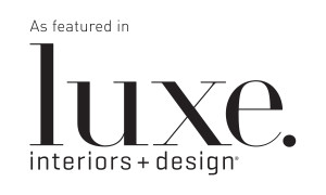 as featured in Luxe