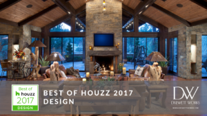 DW was named Best of Houzz 2017 Design for the second year in a row.