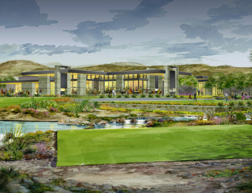 New Desert Mountain Clubhouse announced