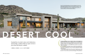 Desert Pavilion Architecture by Drewett Works