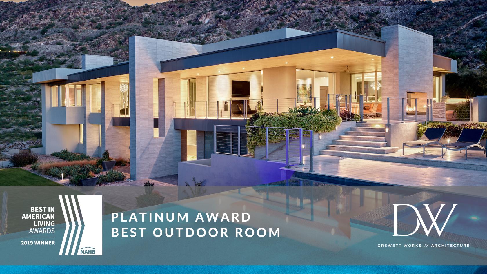 BALA 2019 Platinum - Outdoor Room - Drewett Works on Platinum Outdoor Living id=27690